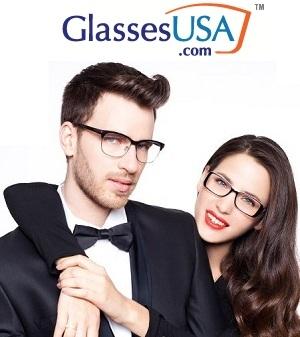 GlassesUSA: $50 OFF $135 + Free shipping