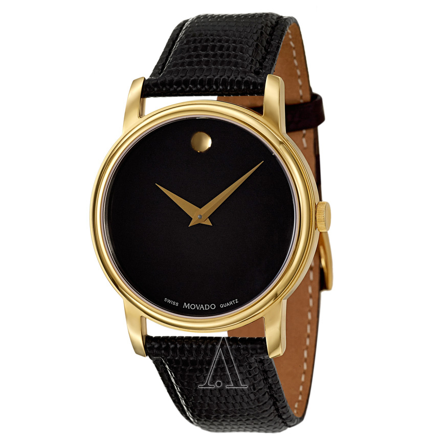 Movado Collection 男士手表 2100005&2100002