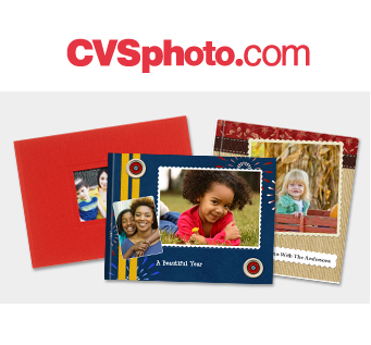 CVS Photo:全场商品可享 30% OFF