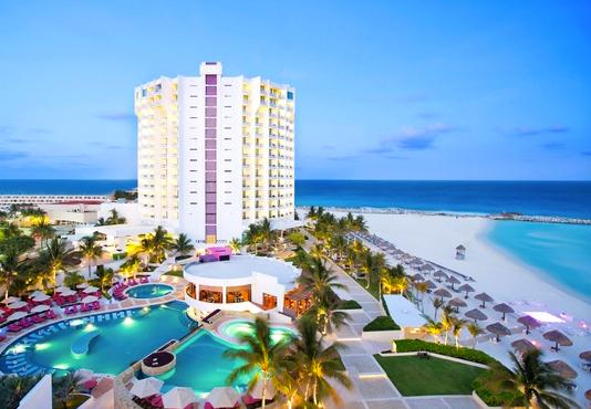 墨西哥 Krystal Grand Punta Cancun 酒店