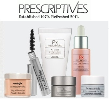Prescriptives: Free 3 Samples with Any Purchase