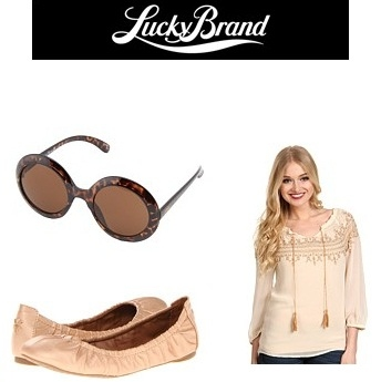 6pm: Up to 75% OFF Lucky Brand