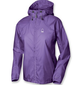 REI 今日特卖:Sierra Designs Microlight 女式连帽夹克