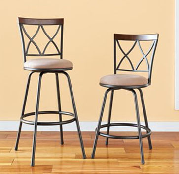 SONOMA life + style 2件套可调节吧台椅