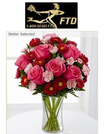 FTD.com Valentine's Day Sale: 10% OFF Site Wide + More