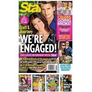 discountmags.com: Star Magazine 一年订阅仅需$15