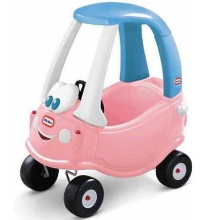 Little Tikes Princess Cozy Coupe 30周年限量版儿童车