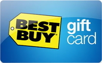 Best Buy Gift Cards 5.5% OFF