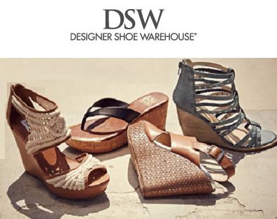 DSW:清仓款男女鞋子享50% OFF