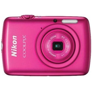 Nikon Coolpix S01 Digital Camera (Refurb.)