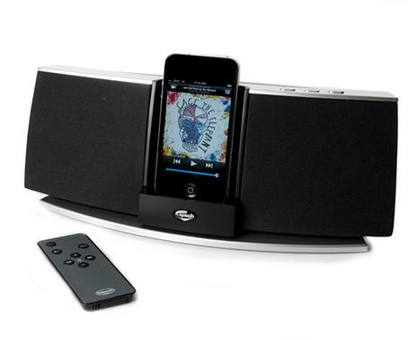 Klipsch 杰士 iGroove SXT 30-pin iPod/iPhone 基座式音响 (Refurbished)