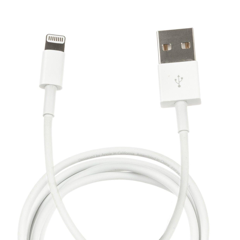苹果Lightning  USB充电线