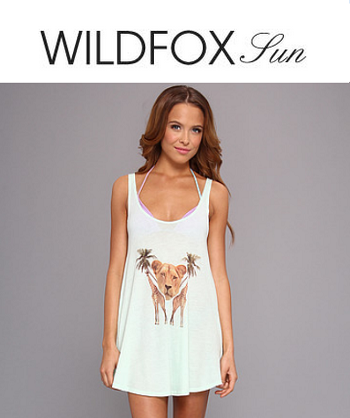 6pm: Up to 38% OFF Wildfox Clothing