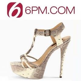 6pm: 精选时尚男女鞋特卖高达85% OFF