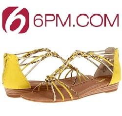 6pm:精选 Calvin Klein 等鞋子$39.99 及更低特卖