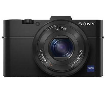 Sony Cyber-shot DSC-RX100 II Camera