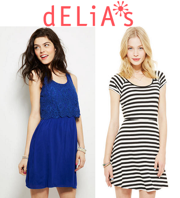 dELiA*s: Select Dresses From $15