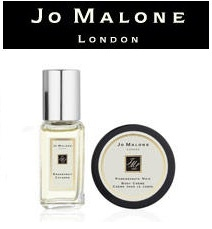 Jo Malone London: Free Deluxe Duo with Any Purchase