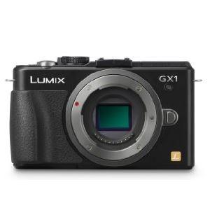 松下 Lumix DMC-GX1 微单相机机身
