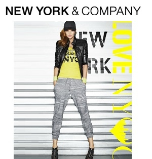 New York & Company: $40 OFF $90