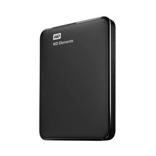 西数Elements 1TB移动硬盘USB 3.0