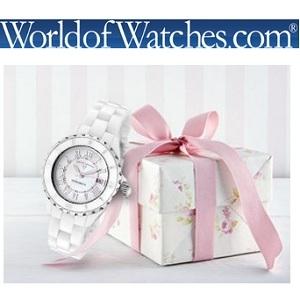 World of Watches 官网母亲节特卖:精选 Movado,Citizen,Burberry 等女款名表特卖,折扣高达92% OFF