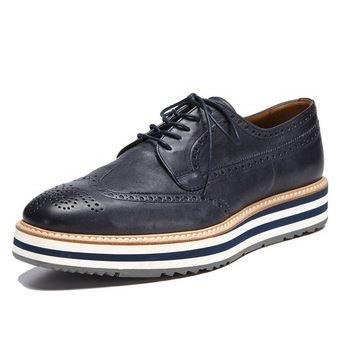 Gilt: Prada, Gucci 及 Lanvin 品牌男鞋最高 30% OFF 优惠