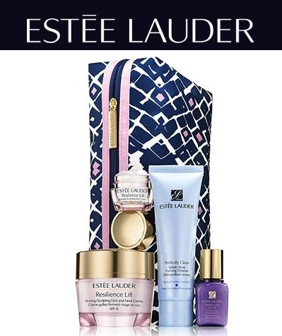 Estee Lauder: Skincare Gift Set + Free Gift