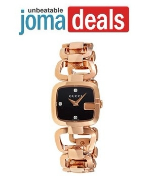 JomaDeals Flash Sale: 50% OFF Or More On Gucci Watches