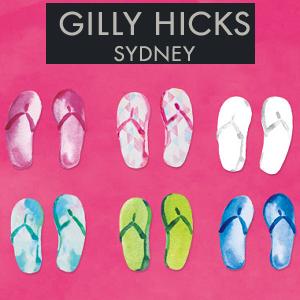 Gilly Hicks: All Flip Flops $5 Sale