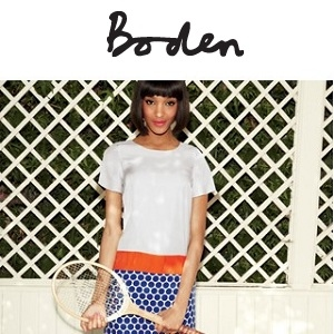 Boden: Up to 50% OFF Sale