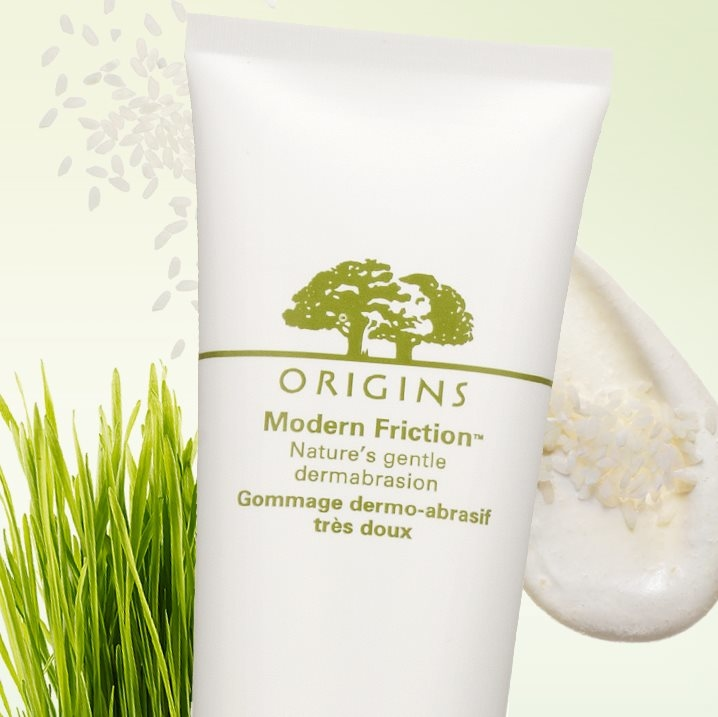 Origins: FREE Mini-Facial and FREE 6-week supply of No. 1 exfoliator Modern Friction