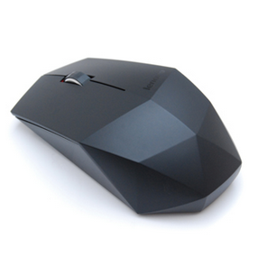 Lenovo 联想 N50 无线鼠标 - 黑色