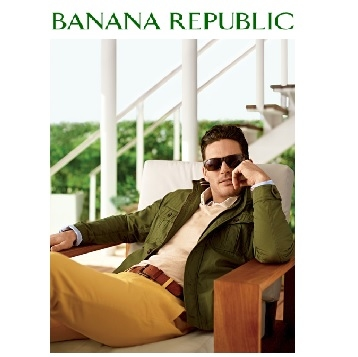 Banana Republic: Mad Men 系列服饰30% OFF优惠