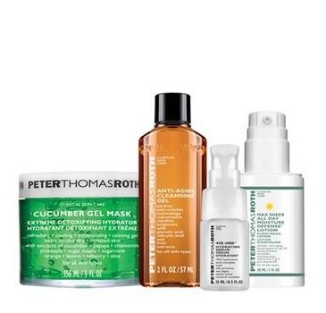 Peter Thomas Roth Cucumber Detox Kit