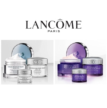 Lancome Canada: Deluxe Gift Set with the Purchase of any Serum