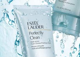 Belk: Free Foam Cleanser with Estee Lauder orders