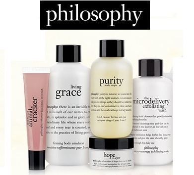 philosophy 自然哲理官网:购物满$65获赠豪华礼品