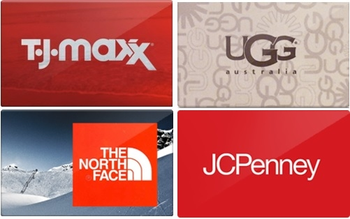 CardCash: TJ Maxx, Ross, Macy's Gift Card Up To 20% OFF