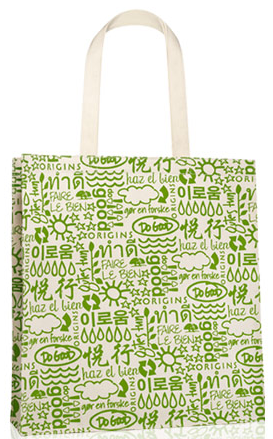Origins: Free Eco-friendly Tote with $65 orders