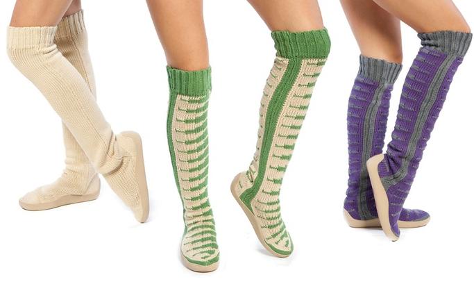Women's 针织靴