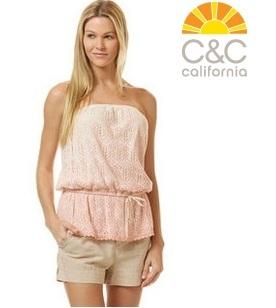 C&C California:清仓商品可享额外20% OFF
