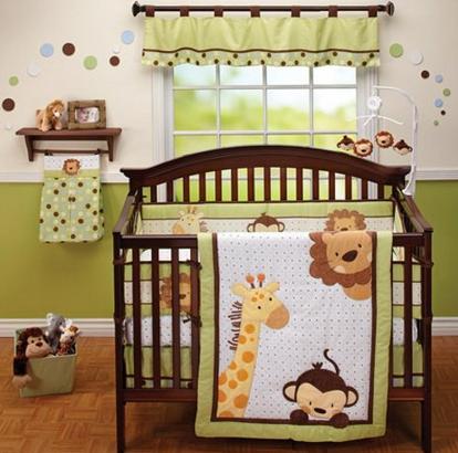 Amazon: 精选育婴室用品满$500立减$100