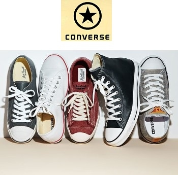 Gilt 官网:Converse 匡威品牌男女款式帆布鞋折扣高达50% OFF