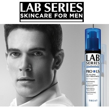 Lab Series 官网:购买 NEW PRO LS ALL-IN-ONE FACE TREATMENT,获赠 Maximum Comfort 1oz 剃须膏