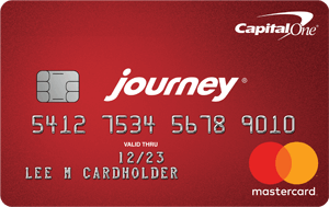 Journey® Student Rewards from Capital One®