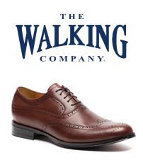 The Walking Company: 父亲节品牌鞋履高达50% OFF