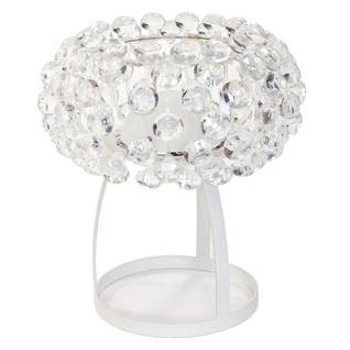 Halo Acrylic Crystal Table Lamp
