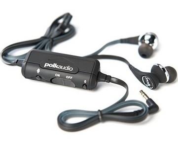 全新 Polk Audio UltraFocus 6000 高音效降噪入耳式耳机
