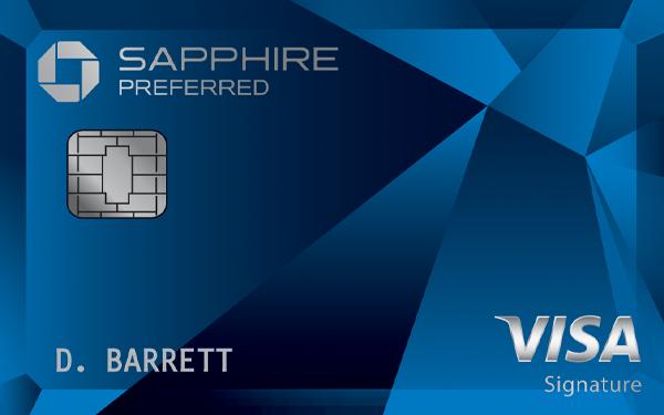 Chase Sapphire Preferred® Card - Earn 60,000 bonus points